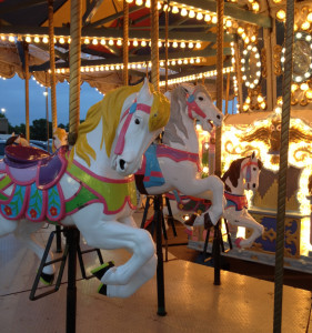 Evans United Carousel